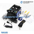 SKYCOM T108 Fiber Optic Fusionadora for CATV telecom FTTH Splicing Fiber machine skycom T-108 Fusion Splicer