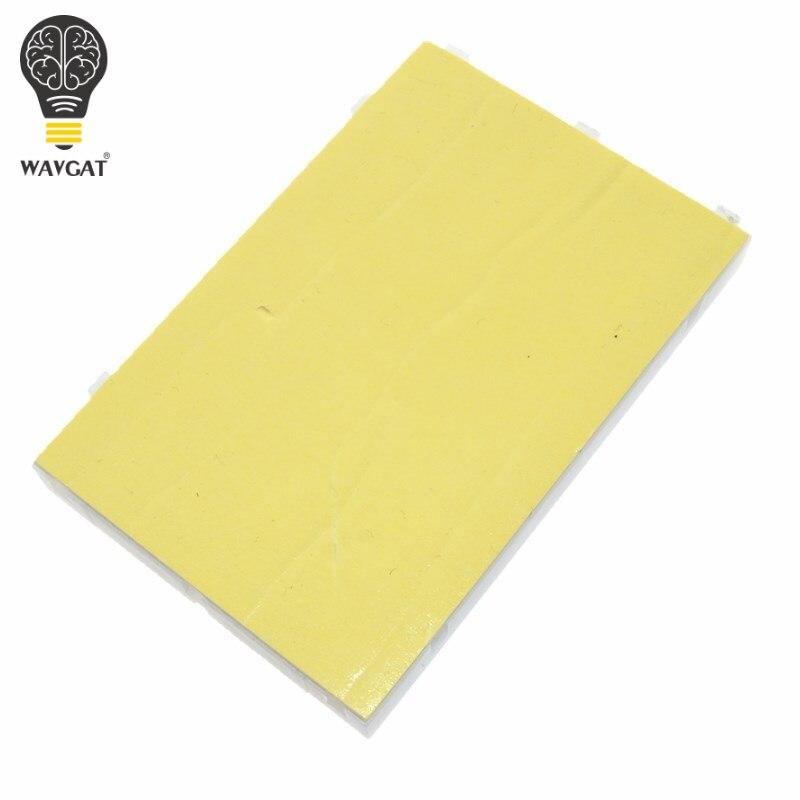 Suq 1 Pcs New 400 Tie Points Solderless PCB Breadboard Mini Universal Test Protoboard DIY Bread Board for Bus Test Circuit Board 3