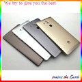 Original New Metal Back Cover Case For Huawei Mate 8 Battery Door Rear Housing with Power and Volume Side Button+logo
