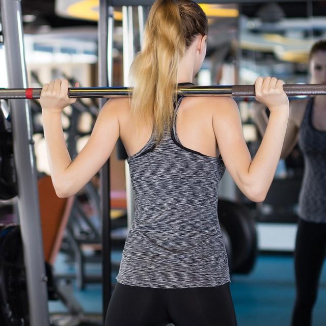 Ladies Gym Tank Top 4
