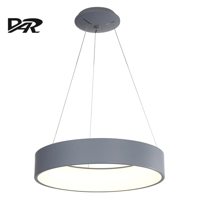 Acryl Annulus Pendant Lights For Dining Room AC 90-260V Lamparas Led Lamp Loft Style Lustre Pendente Luminaire Suspendu Hanglamp игрушки в песочницу quut формочка для песка sunnylove