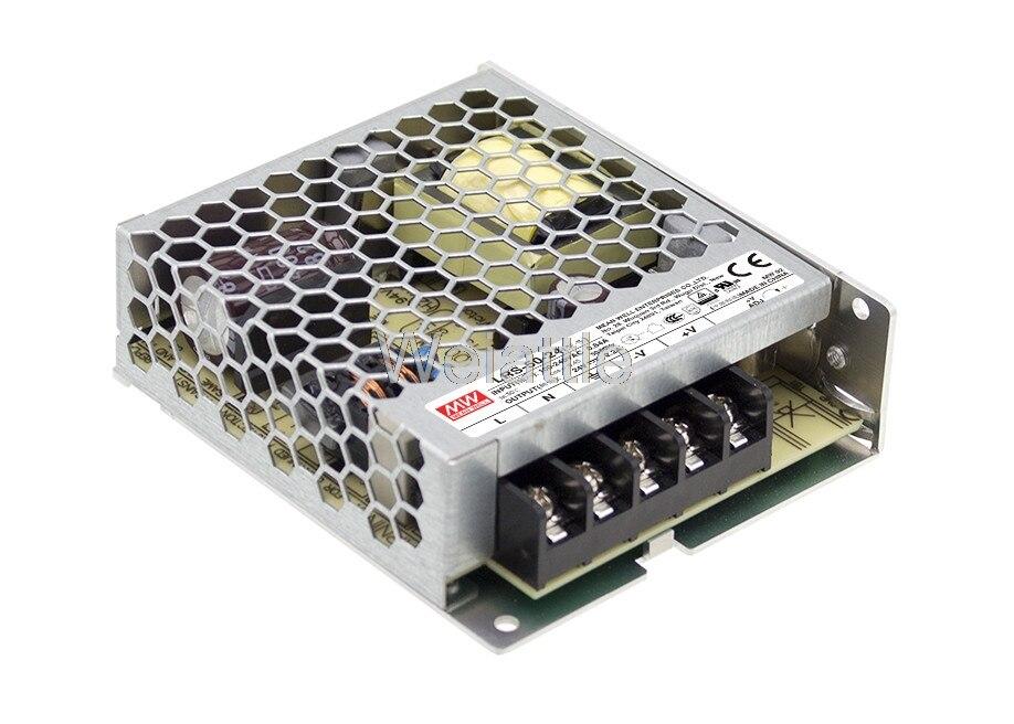 MEAN WELL оригинальный LRS-50-3.3 3,3 V 10A meanwell LRS-50 3,3 V 33W с одним выходом импульсный источник питания
