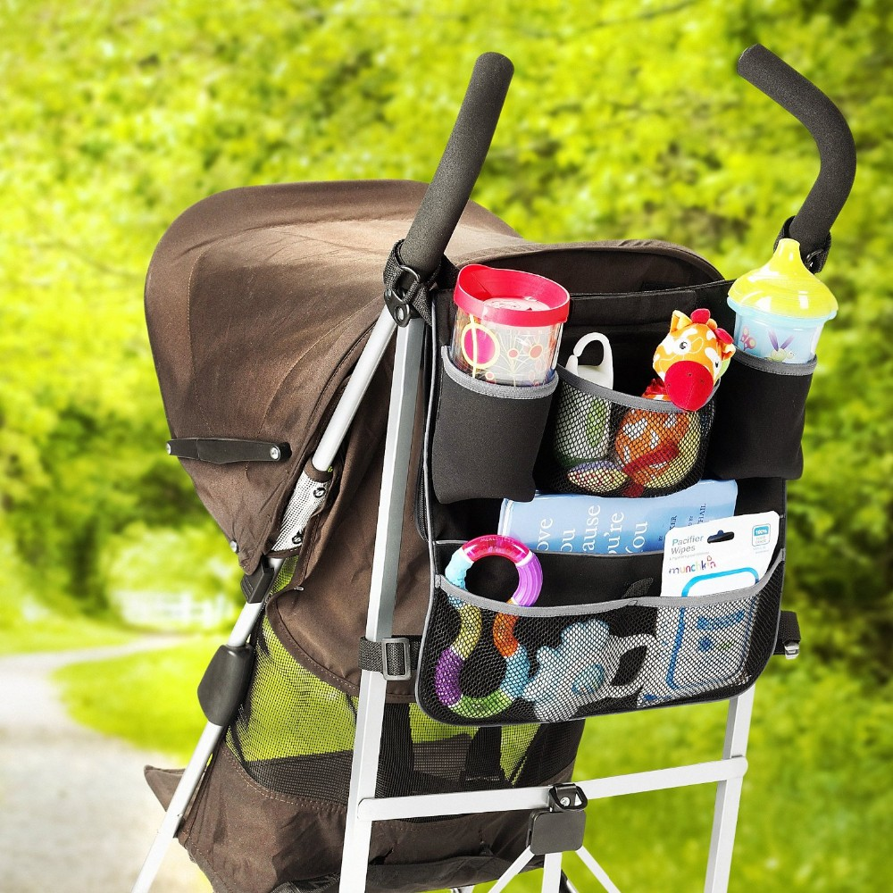 Baby Stroller Storage Bag Accessories Diaper Mummy Feeding Bottle Car Seat Organizer In Strollers From Mother Kids On