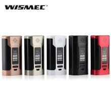 2017 Nouveau WISMEC Prédateur 228 TC MOD Sortie de 228 W/50A boîte Mod pour WISMEC Elabo Atomiseur/510 Fil E-cigarette Pas batterie