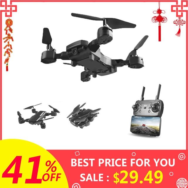"""D8 Drone RC מסוק מתקפל מזל """"טים Quadcopter עם מצלמה hd ארוך-חיים מטוסים Drone עם 1080 P מצלמה"""