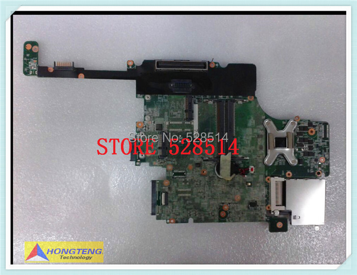 Original for HP 8560W Motherboard 652638-001 QM67 DDR3 Green Model 100% tested