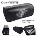 Right game bag wallet movie logo Langtou large multi function double zipper bag wallet