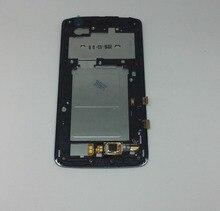 Для LG K7 X210 X210DS ЖК-дисплей Экран Дисплей + дигитайзер сенсорный Стекло Рамка европейских и России телефона версия сборки Бесплатная доставка