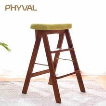 Multi   functional เก้าอี้ Nordic Minimalist เฟอร์นิเจอร์แฟชั่นรองเท้าไม้โซฟาแบบพกพาบันไดเก้าอี้พับ