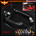 "7/8"" 22mm Motorcycle Handlebar Brake Clutch Levers Protector Guard for Yamaha FZ8 MT-10 FJR 1300 XJ6 DIVERSION TDM 900"