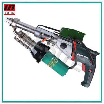 Выдавливающий пистолет для пайки геомембраны PP полиэтиленовый резервуар для воды