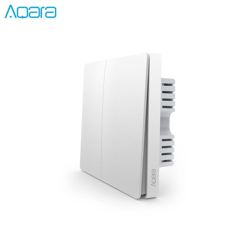 Image 3 - Xiaomi Aqara Wall Switch Light Switch ZigBee Version Single Fire/ Zero Fire /Wireless Switch APP Control Remote Smart Home Kit-in Smart Remote Control from Consumer Electronics