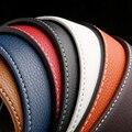 Diseñadores de la Marca de Lujo GG Marca Doble T Correas para Los Hombres alta Calidad Correa Masculina Cinturón De Cuero Genuino con Doble G hebilla