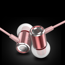 Universal use Magnetic attraction Magnet Metal Earphone headset with Mic for iPhone Xiaomi huawei Samsung promotion new fashion magnet metal earphone universal 3 5mm hands free headset earphone with mic for mobile phone mp3 player