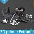3D переключатель принтера 1.75 мм/3 мм titan Комплекты для Настольных FDM reprap MK8 Экструдер j-глава боуден Дополнительно Prusa i3 монтажный кронштейн