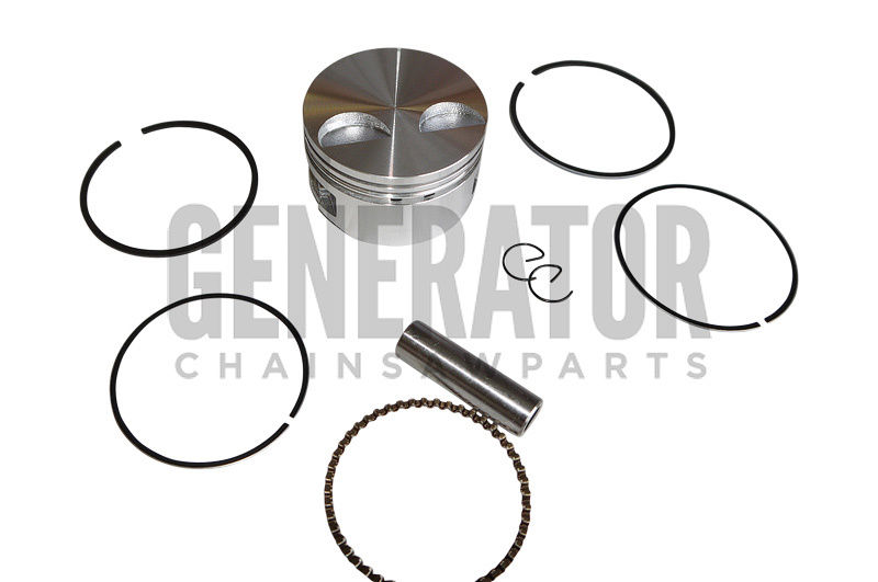 60mm EH12 PISTON KIT STD FITS ROBIN SUBARU EH12-2 EH12-2D 4HP MIKASA MT-75 RAMMER STAMPER COMPACTOR CYLINDER  RING PIN CIRCLIP 38mm cylinder barrel piston kit