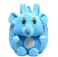Korean Version Of The Baby Cute 1 3 Year Old Kindergarten Books Backpack Flat Modeling Elephant