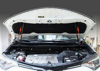 2* Engine Hood Lift Spring Support Shock Strut Damper For Toyota RAV4 XA40 14-18