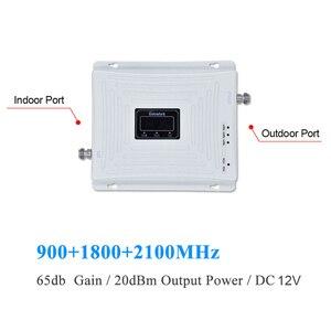 Image 2 - جهاز إعادة الإرسال Lintratek 900 1800 2100 الهاتف الخلوي الداعم الخلوي 2G 3G 4G إشارة مكبر للصوت الإنترنت والصوت LCD AGC ss