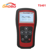 Original AUTEL MaxiTPMS TS401 TPMS Diagnostic Service Tool Unparalleled Sensor Coverage V2.56 Update Online