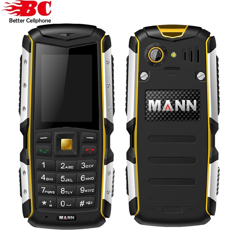 """Original MANN ZUG S 2.0"""" IP67 Waterproof mobile phone dustproof shockproof Outdoor Old Man"""