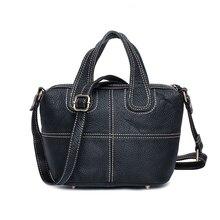 Damenmode Aus Echtem leder Handtasche Frauen messenger echte ledertaschen umhängetasche frauen berühmte marke designer hohe qualität