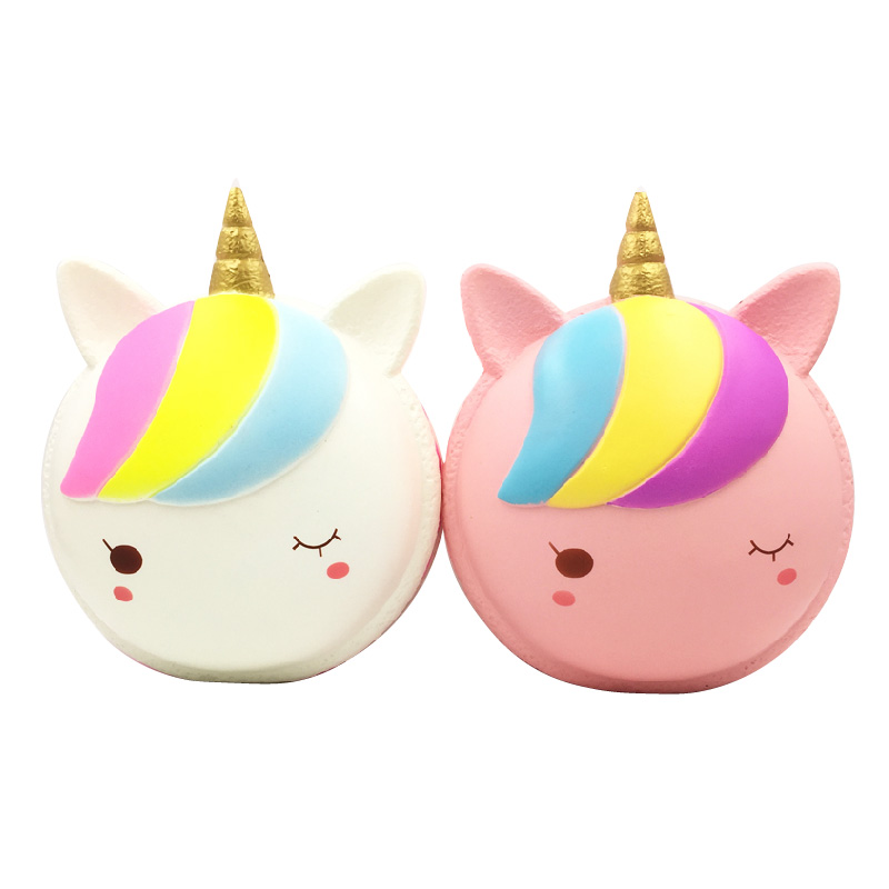 Mobile Phone Accessories Mobile Phone Straps Squishy Cake Dessert Macaron Squishies Slow Rising Soft Squeeze Stuffed Squishy Toys Phone Decor Charms Mobile Phone Straps#