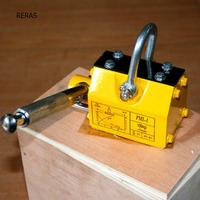 100 KG Steel Magnetic Lifter Heavy Duty Crane Hoist Lifting Magnet