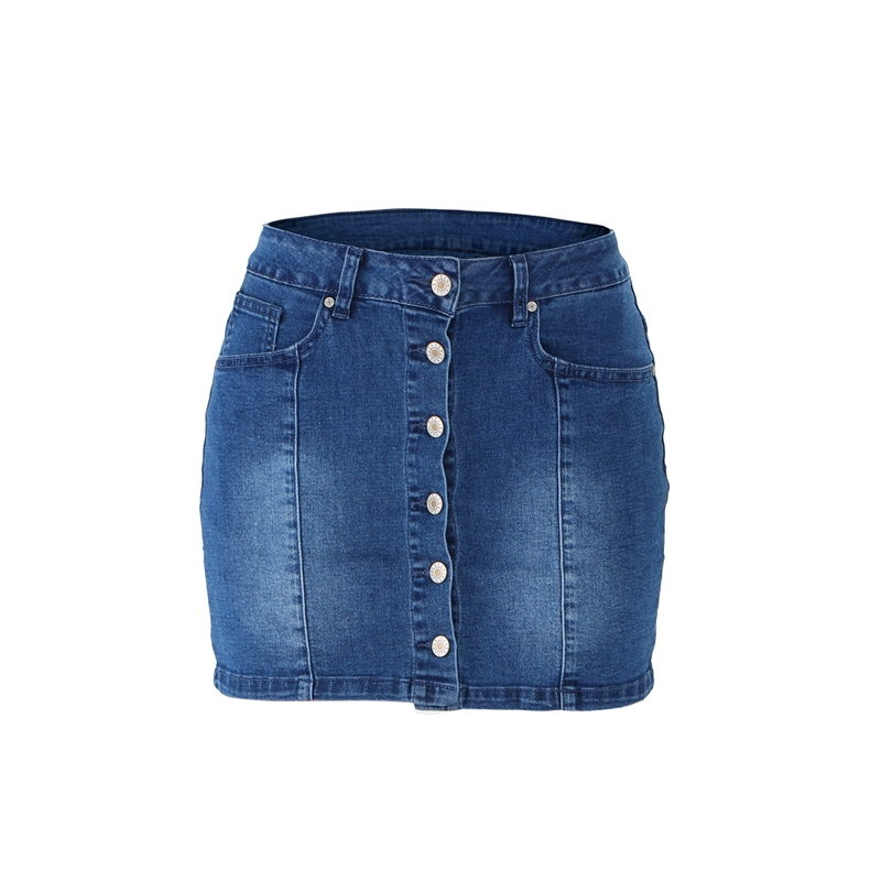 jean shorts women summer (4)