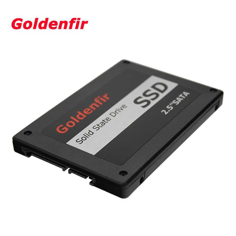 Disco Duro Goldenfir SATA III 240GB SSD 2,5 de estado sólido 240gb ssd para APPLE DELL HP