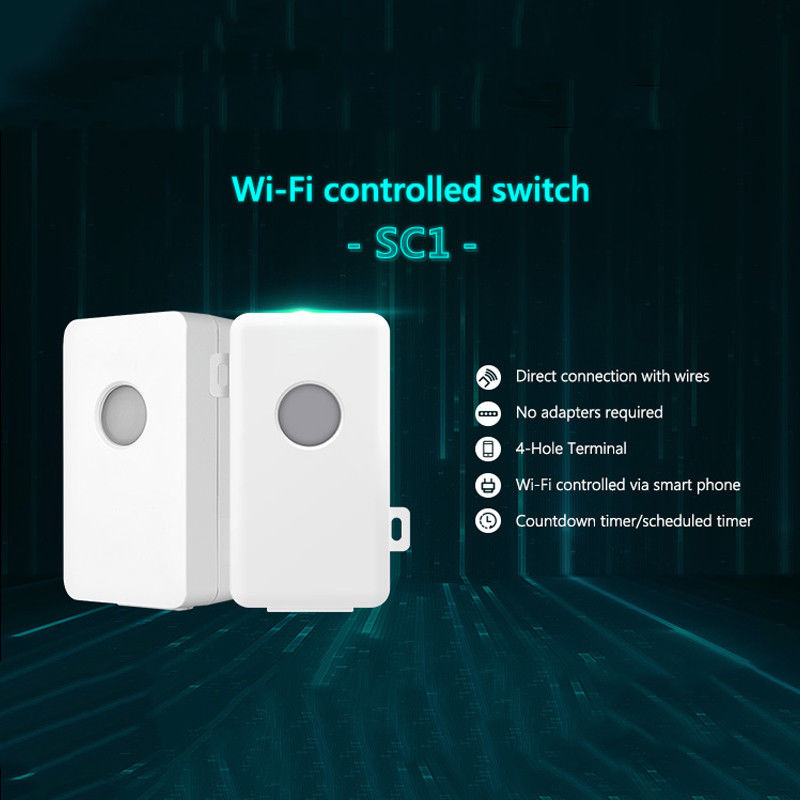 Broadlink Smart Home RM Pro WiFi+IR+RF Remote Control SC1 WiFi Onoff Switch  Plug Android iOS APP Voice Controller work for Alexa