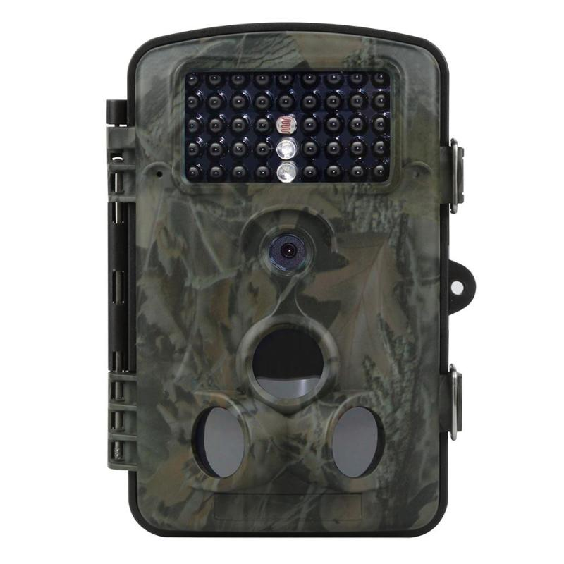 12mp Wild Camera HD 1080P Game Scouting IR Hunting Camcorder Wireless Waterproof LCD Night Vision Camera Chasse Infrared Cam 12mp hd 1080p black ir game hunting scouting camera ip66 super long detection range up to 75ft 2 0 lcd ir game hunter cam