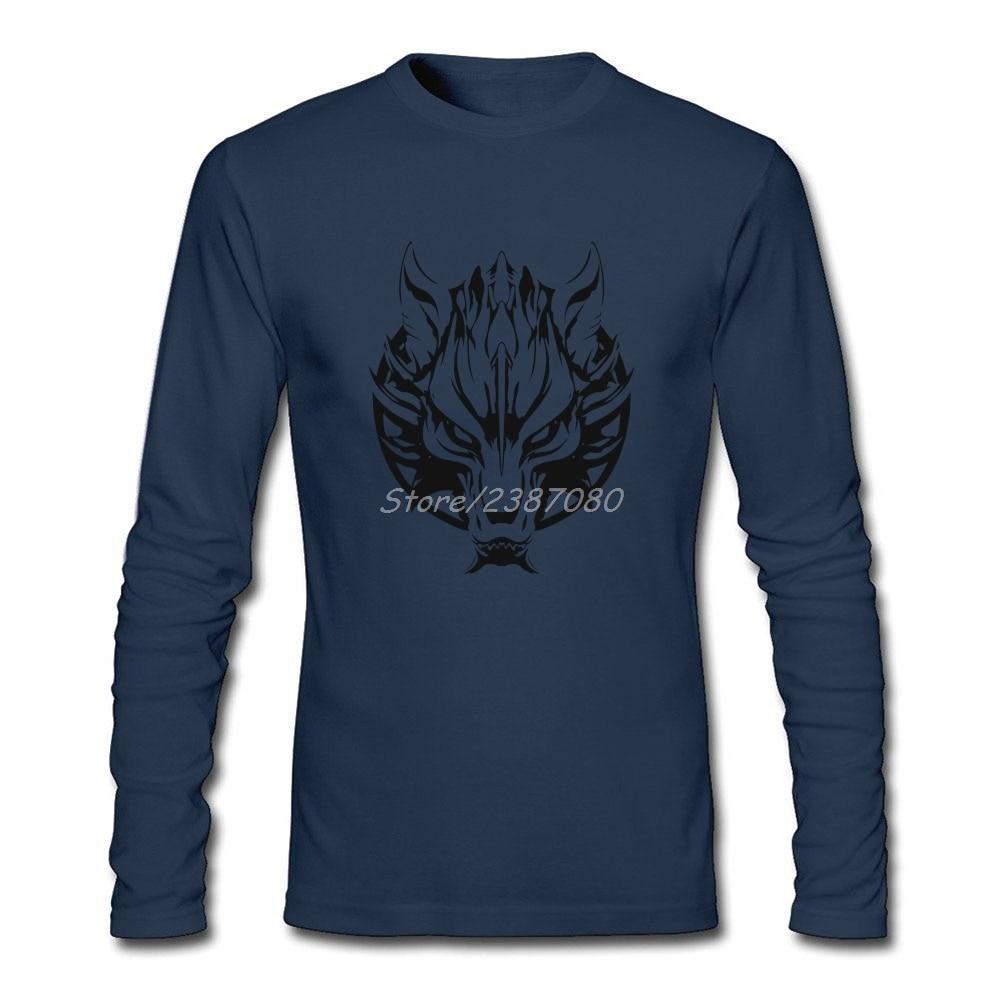 Berserker Vikings Tshirt Uomini Nuovi Stili Girocollo Maniche Lunghe Su Misura Magliette