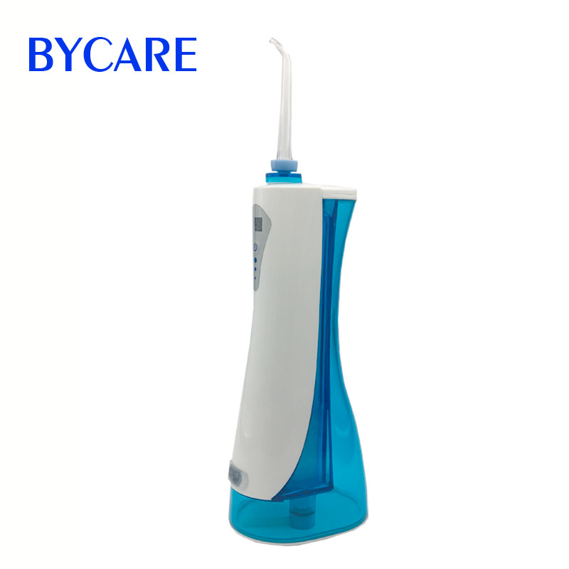 220ML and 4Tips New wireless electric LED water flosser dental oral irrigator 2017 teeth whitening oral irrigator electric teeth cleaning machine irrigador dental water flosser professional teeth care tools