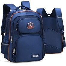 цена на waterproof children school bags boys girls orthopedic schoolbags backpacks kids schoolbags primary school backpacks sac enfant