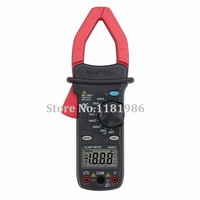 MASTECH MS2001C 3 1/2 Digital Clamp Meter AC DC Amp Volt Ohm Temperature Multimeter Tester Detector with Diode and Backlit DMM