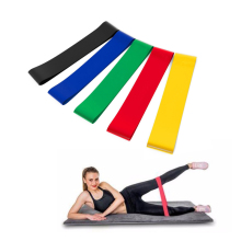 Resistance Bands for fitness Latex Gum Strength Rubber Workout belts Elastic Pilates Training Expander Pull Rope Gym Equipment C new pilates suspension elastic sling practice pull rope bungee home workout trainer cord resistance hang training straps