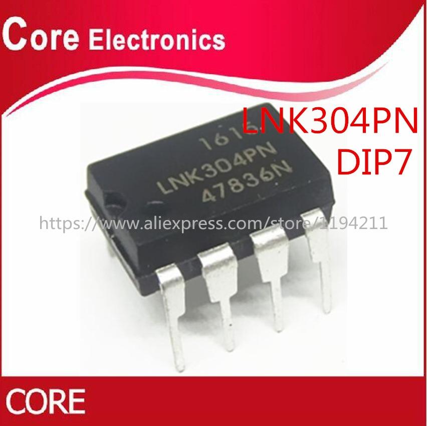 Lot 50pcs LNK304 DIP7 LNK304PN DIP-8 IC nouveau original