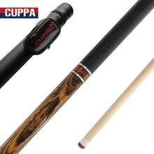 New Arrival CUPPA Billiard Pool Stick Kit Cue 11.75mm/13mm Tips With Case Set Ebony Butt  High Quality China 2019