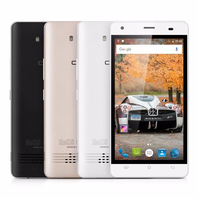 Original CUBOT ECHO 5.0 Inch Unlocked Smartphone Android 6.0 MTK6580 Quad Core Cell Phone 2GB RAM+16GB ROM 3000mAh Mobile Phone