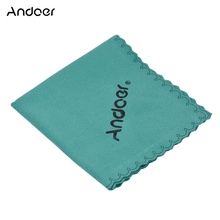 Andoer Cleaning Tool Cleaning Cloth Lens Screen GlassCleaner for Canon Nikon DSLR Camera Camcoder iPhone iPad Tablet Computer