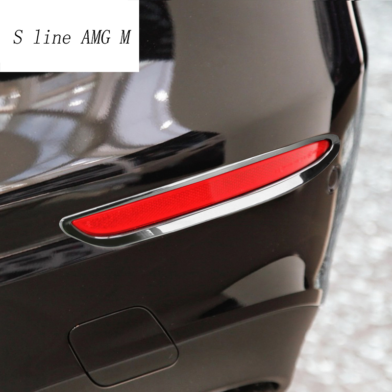 for Mercedes Benz E Class W213 Car styling Rear front fog font b lamps b font