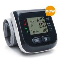 Yongrow Wrist Watch Blood Pressure Monitor Digital Wrist Blood Pressure Meter With Family Health Care Blood