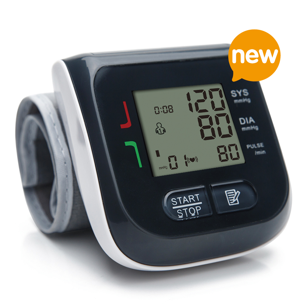 yongrow wrist watch blood pressure monitor digital wrist blood pressure meter with family health. Black Bedroom Furniture Sets. Home Design Ideas