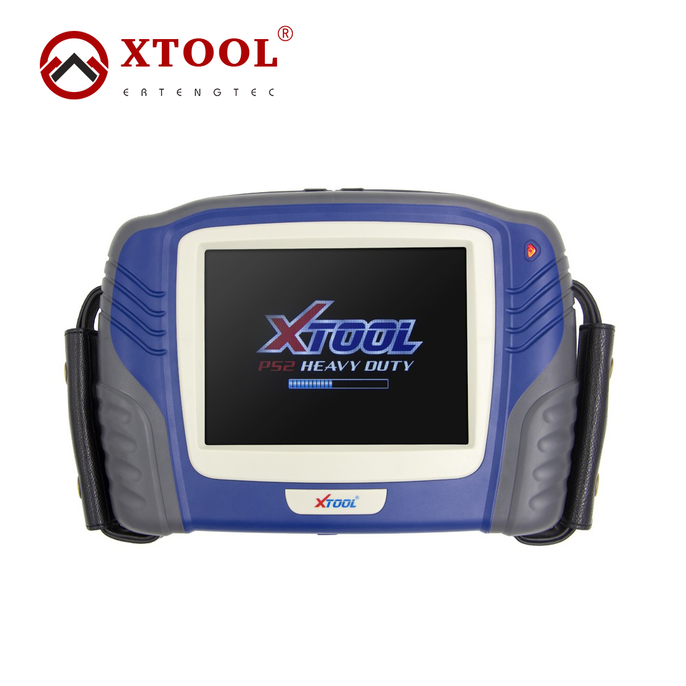 Automobile Diagnostic Tool 100% Original XTOOL PS2 Heavy Duty Truck Diesel Scanner PS 2 Update Online  цены