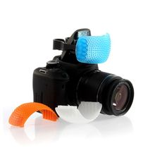 Всплывающая крышка рассеивателя вспышки для Canon nikon Pentax kodak DSLR камеры