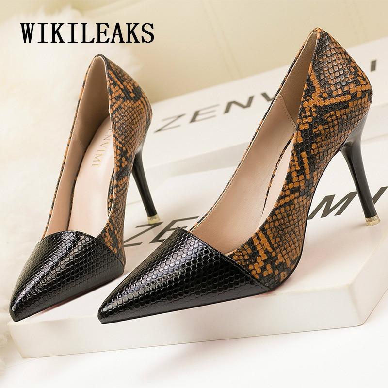 Women Pumps Sexy High Heels Wedding Shoes Bridal Shoes