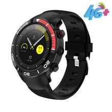 купить 4G MT6739 Chip Smart Watch Phone H8 Android 7.1 OS 1GB+16GB 5MP Camera Wifi GPS Waterproof Smartwatch 800mAh Battery SIM TF Card по цене 8050.86 рублей