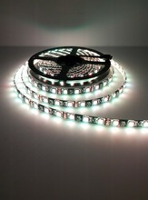 LED Strip 5050 60 LED/m RGB Black PCB DC12V Flexible LED Strip