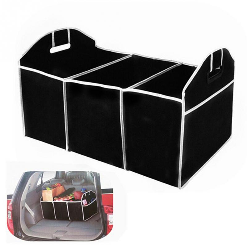 Clothing & Wardrobe Storage New Fashion Non-woven Toys Food Storage Container Bags Box Styling Auto Interior Accessories Supplies Gear